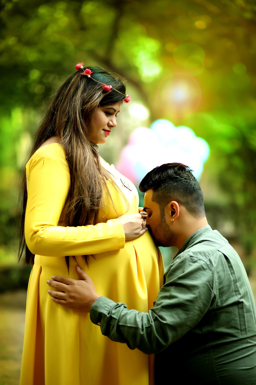 Maternity Pregnancy Photoshoot Ideas For Couples Sandeep Shokeen